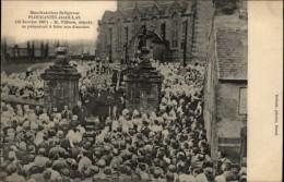 29 - PLOUGASTEL-DAOULAS - M. Villiers Député - Manifestations Religieuses - Plougastel-Daoulas