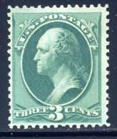 US  184  Mint  (ng)    No Gum - 1847-99 Emissioni Generali
