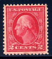 US  406  Mint  (**)   Disturbed Gum - United States