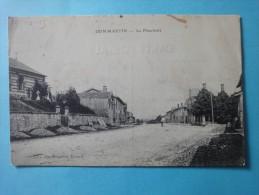 DOMMARTIN La Planchette - Chatenois