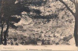 L50B_773 - Villefranche - 171 Vue Panoramique - Villefranche-sur-Mer