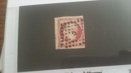 LOT 243481 TIMBRE DE  FRANCE OBLITERE N�17B VALEUR 55 EUROS