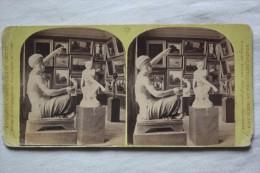 Carte Stereo - Old- Photo Stéréoscopique - VIENNE - WIEN - Stereo-Photographie