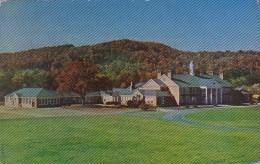Houatonic Valley Regional High School Falls Village Connecticut 1955 - United States