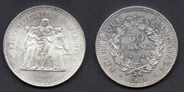 1978 FRANCIA  50 FRANCS  HERCULES - M. 50 Franchi