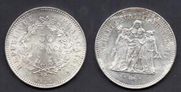 1975 FRANCIA  50 FRANCS  HERCULES - M. 50 Franchi