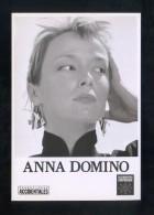 *Anna Domino* Sin Datos Editor. Dorso En Blanco. - Music And Musicians