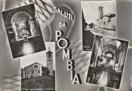NOVARA -  POMBIA - SALUTIDA... - Novara