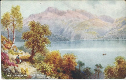 TUCK´S OILETTE THE TROSSACHS LOCH KATRINE 8944 - Tuck, Raphael