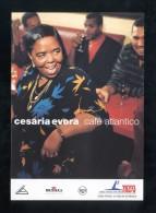 *Cesaria Evora* Ed. RCA. Imp. Postalfree. Nueva. - Musique Et Musiciens