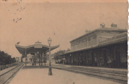 CPA CARPENTRAS  LA GARE (DIL103) - Gares - Sans Trains