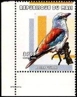 Mali 2000 Birds Vogel Oiseau - European Roller - Oiseaux