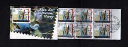 Svizzera ° - 1999 -  Carnet. Fète Des Vignerons, Vevey.   Timbrato 1° Giorno. - Booklets