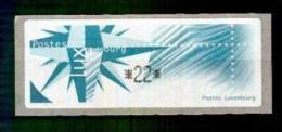 1997 - ATM-LISA  Timbres De Distributauer -   Neufs Mi 4 - Vignettes D'affranchissement