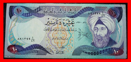 ★ASTRONOMER IYL 2015★ IRAQ★ 10 DINARS 1980! LOW START★ NO RESERVE! - Iraq