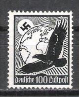 Reich Poste Aérienne N° 51 Neuf ** - Poste Aérienne