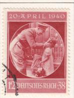 Deutsches Reich - Mi. 744 (o) - Usados