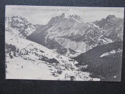 AK VALLATA DEL COMELICO Superiore  Ca.1920// D*15078 - Andere Städte