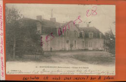 CPA 49  MARTIGNE-BRIAND  Chateau De La Saulaie    DEC 2014 DIV 819b - France