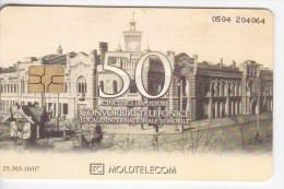Moldova   Moldavie   Moldawien  Moldau ; Chisinau ; 2007 , 50 Units , Rare , Used - Landscapes