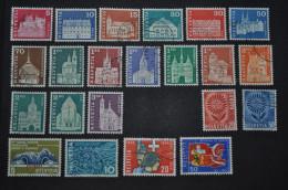 1964 Séries Courantes Oblitérées - Gebraucht