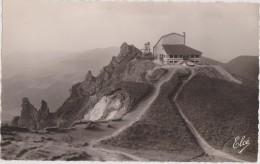 LE MONT DORE ,puy De Dome,SANCY EN 1950,ROUTE DE VAL D´ENFER,HOTEL AU SOMMET,63 - Le Mont Dore