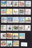 Australia 1988 Living Together Complete Set Fine Used - 1980-89 Elizabeth II