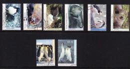 AAT 1993 Wildlife Complete Set - Fine Used - Australian Antarctic Territory (AAT)