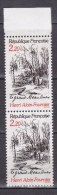 N° 2443 Centenaire De La Naissance D´Henri Alain Fournier Illustration Du Grand Meaulnes:Une Paire De 2  Timbres - France