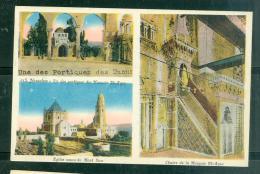 Jérusalem - Un Des Portiques Des Maouzin El Aqea,eglise Neuve Du Mont Sion, Chaire De La Mosquée El-Aqsa  , Fak125 - Palestine