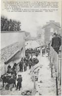 CHAMPAGNE:LE 12 AVRIL 1911 DES EMEUTIERS ENVAHISSENT LE TERRITOIRE D'AY - Francia