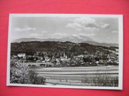 Seebenstein Mit Schneeberg - Neunkirchen
