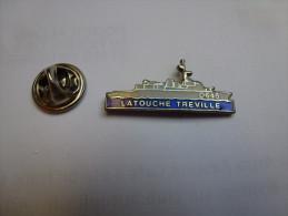 Marine Bateau , Frégate Latouche-Tréville (D 646) - Ministère De La Défense - Barcos