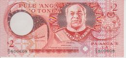 Tonga 2 Paanga 1995 Pick 32 UNC - Tonga