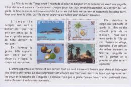 Wallis Et Futuna Bloc Feuillet N° 12** - Blocks & Sheetlets