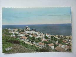 ALGER  VUE SUR ST EUGENE - Algiers