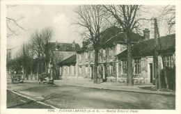 91 PLESSIS-CHENET  Mairie Ecole Et Poste - France