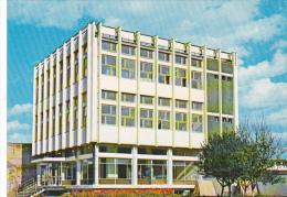 5488A, SIGHETU MARMATIEI, ARCHITECTURE, TELEPHONE PALACE, 1973, POST CARD STATIONERY, UNUSED, ROMANIA - Ganzsachen