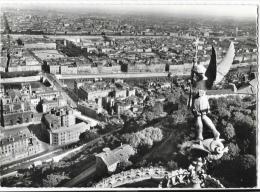 Lyon - La Ville Vue De Fourvière, L'Archange St-Michel, Pont Tilsitt, Quartier St-Jean - Edition J. Cellard - Carte Non - Other