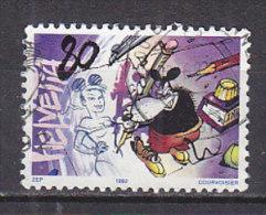 PGL BW0146 - SUISSE SWITZERLAND Yv N°1404 - Oblitérés