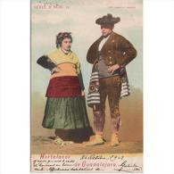 GDLJRTP6708CPA-LFT5150TMOD.Tarjeta Postal DE GUADALAJARA.Trajes Tipicos De HOTTELANOS De Guadalajara(España).1903 - Moda