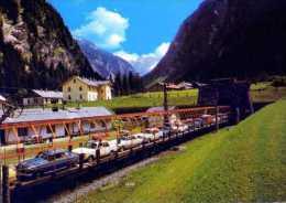 Autoverladung BOCKSTEIN  Train Avec Voitures - Bad Gastein