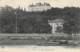 Lyon - Le Lycée Saint-Rambert (Succursale Du Lycée Du Parc) - Carte E.L.D. - Other