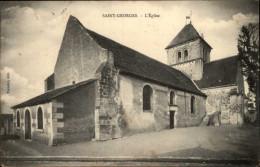 41 Saint-Georges-sur-Cher Eglise - France