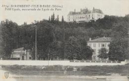 Lyon - St-Rambert, L'Iles Barbe - Petit Lycée, Succursale Du Lycée Du Parc - Carte S.F. N°3674 - Other