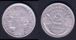 2 F MORLON 1950 TTB - I. 2 Francs