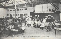 Lyon - Le Cercle Su Soldat (du Soldat) - Exposition 1916 - Carte B.F. - Other