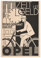 Original Werbung - 1928 - OPEL , Fahrrad , Fahrräder , Motorrad , Motorräder !!! - Motorräder