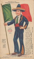 Cromo, Ebrey,Mexico, Opalo, Octubre - Advertising