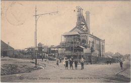 24510g CHARBONNAGES du POIRIER - PUITS St ANDRE - Montigny sur Sambre - 1907